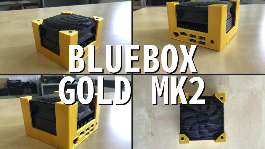Bluebox Gold MK2